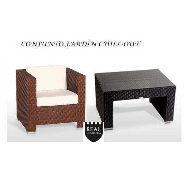 Decoracion mueble sofa un complemento ideal jardin chill for Decoracion jardin chill out